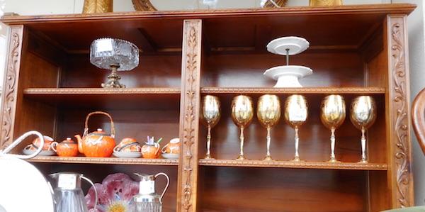 Libreria in massello mobili usati usato d 39 autore - Chi acquista mobili usati ...