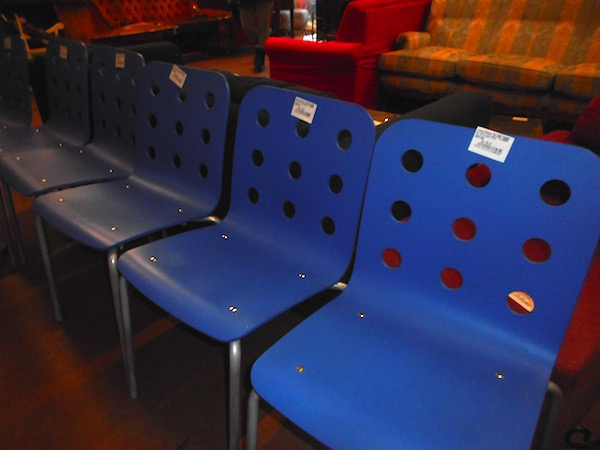Sedie Di Plastica Usate : Sedie di plastica mobili usati usato d autore