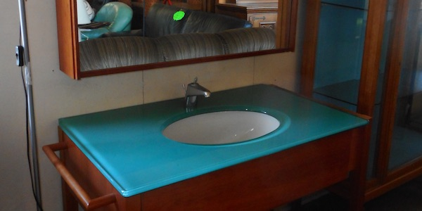 Mobili Usati Per Bagno.Mobile Bagno Con Specchio Mobili Usati Usato D Autore