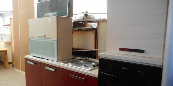 Cucina con forno - Mobili Usati - Usato d\'Autore