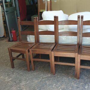 4 sedie classiche