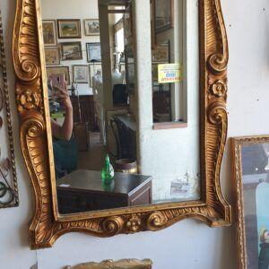 Specchiera in Legno