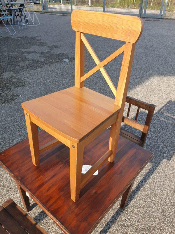 Tavolino più sedioline