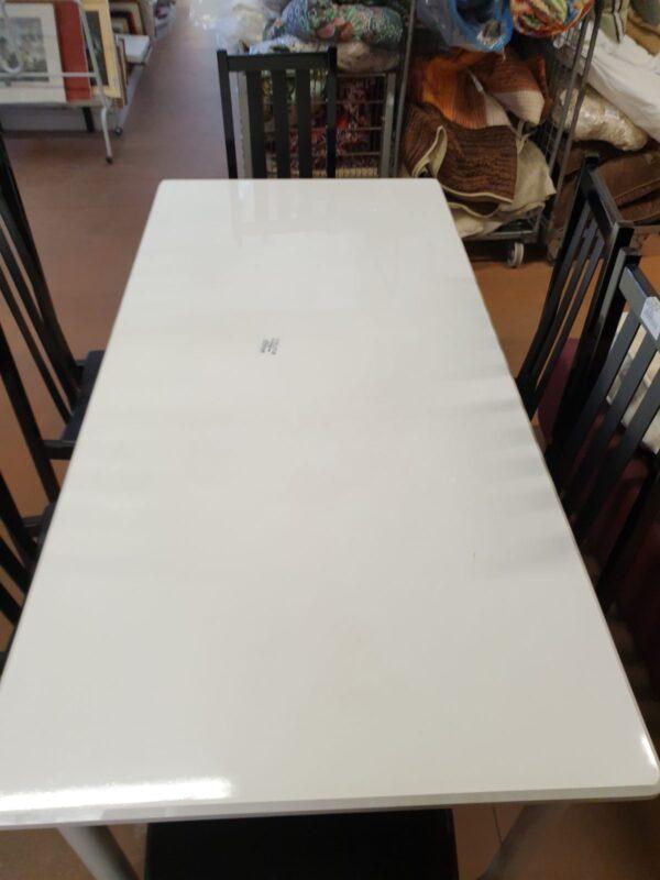 Tavolo Rettangolare bianco