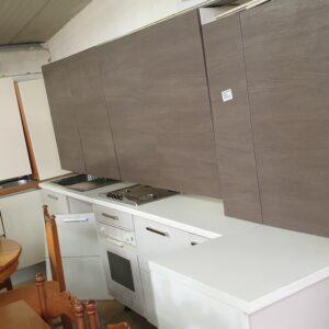 Cucina no frigo